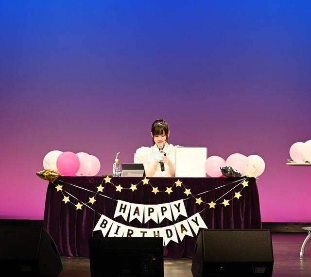 声優・大西亜玖璃さんの1stシングル発売記念、Birthdayイベントが開催! 2ndシングル発売やファンクラブ開設も発表