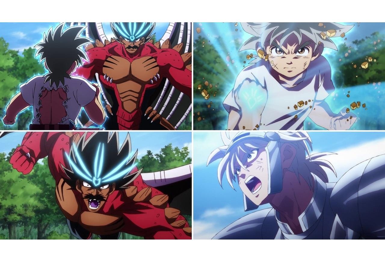 TVアニメ『ドラゴンクエスト ダイの大冒険』第31話先行カット公開