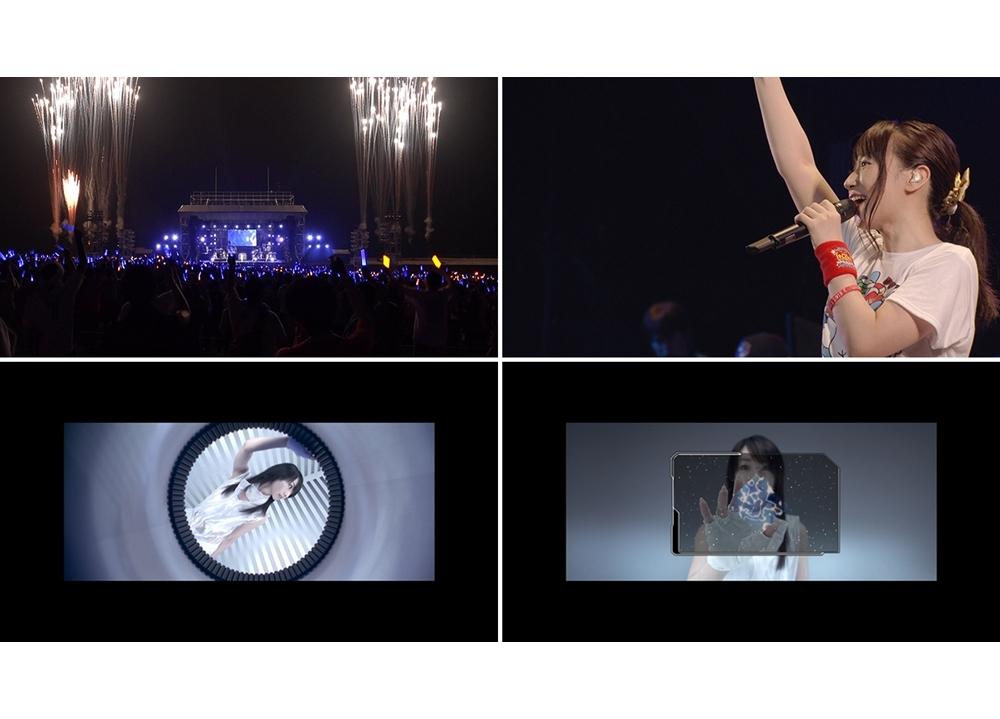 声優・水樹奈々が「Astrogation」のライブ未公開映像公開!