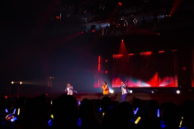永井幸子さん・楠大典さんら王者立海の声優陣が登壇!音楽イベント「テニプリ BEST FESTA!!王者立海大 REVENGE」より公式写真が到着