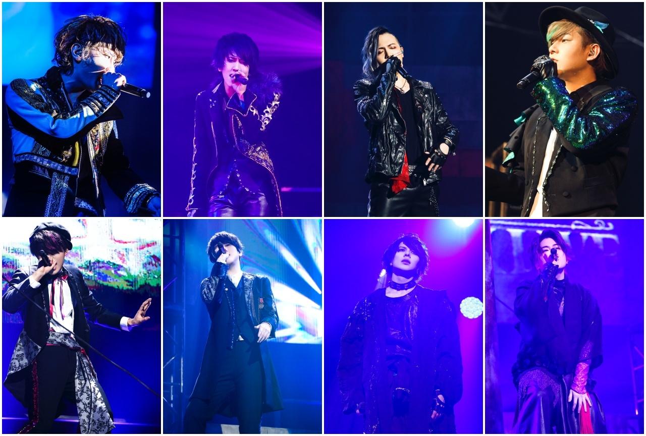 『ブラスタ』1st LIVE「BLACK LIVE」詳細レポート