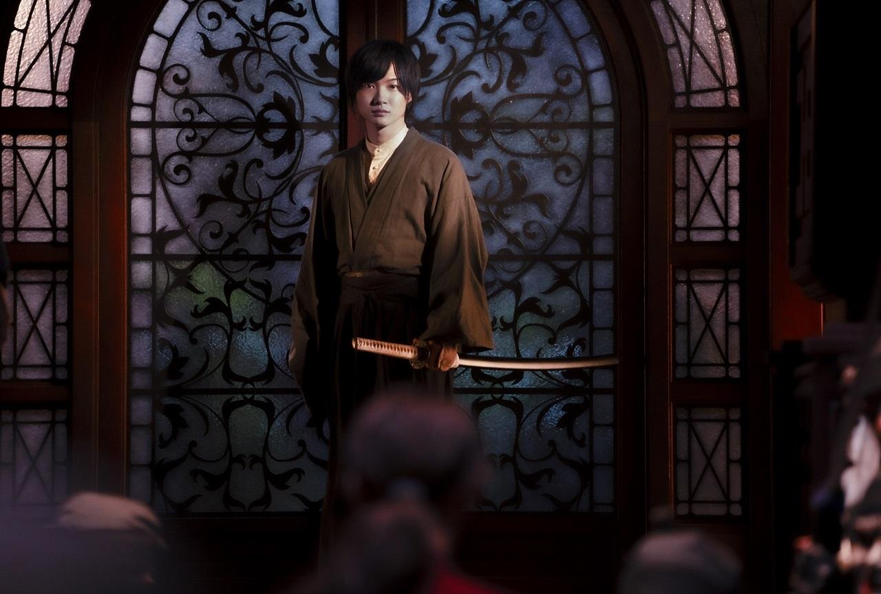映画『るろうに剣心 最終章』に神木隆之介演じる「瀬田宗次郎」が登場