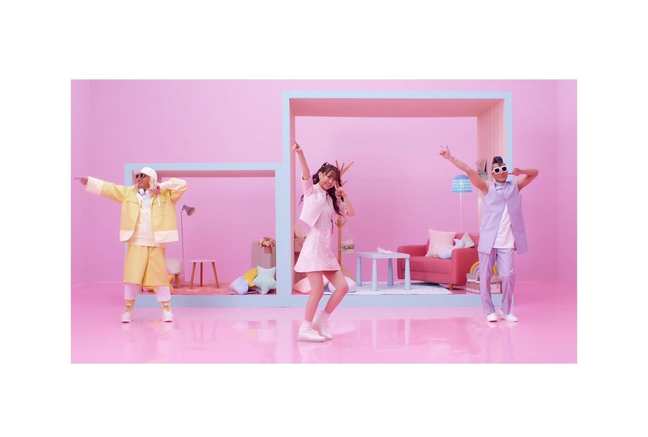 声優・アイドル 芹澤優の新曲「YOU YOU YOU」のダンスMVが公開