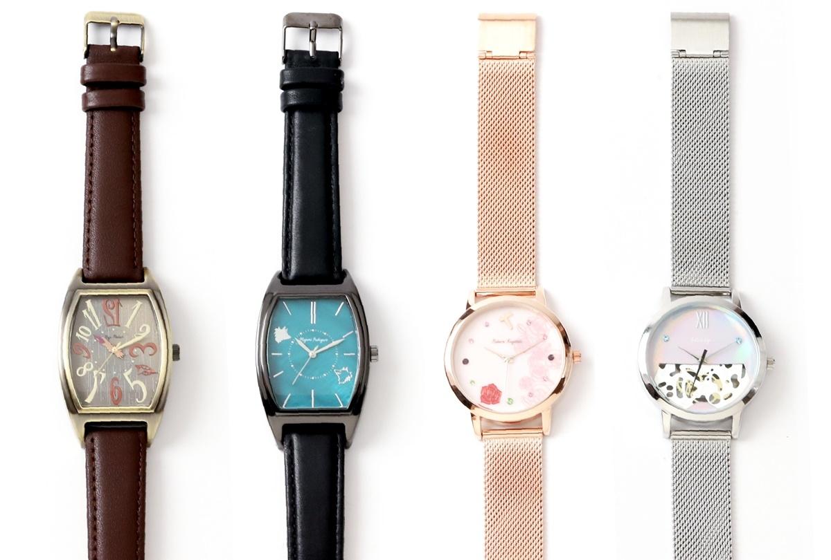 『呪術廻戦』キャラクターモチーフ高品質腕時計が登場