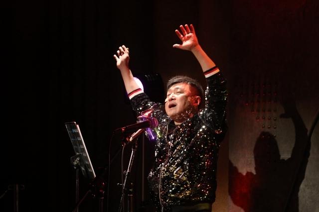 三ツ矢雄二さん、田中真弓さん、冨永みーなさん、松野太紀さんの「A four」が昭和歌謡曲を歌う「昭和歌謡曲歌い隊」を開催! 名曲たちを個性豊かに歌いつつ、トーク&笑いありの濃密な約2時間に!