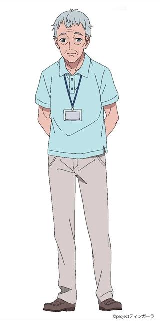 P.A.WORKS最新作『白い砂のアクアトープ』追加声優に土屋神葉さん・阿座上洋平さん・家中宏さん決定、コメント到着! 2021年7月8日放送スタート