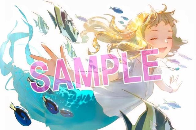 アニメ映画『ジョゼと虎と魚たち』Blu-ray&DV店舗別購入特典画像が公開! アニメイト特典は「オリジナル缶バッジ」