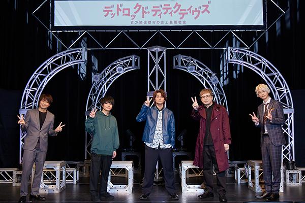 新感覚朗読劇プロジェクト「READING MUSEUM」第3弾公演(2日目)より公式レポ到着!
