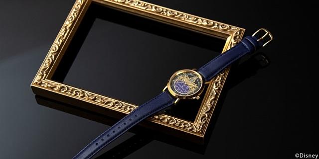 『ディズニー ツイステッドワンダーランド』式典服モチーフの腕時計が登場! 裏面のデザインは寮章やキャラクターのマークなど全30種類-2