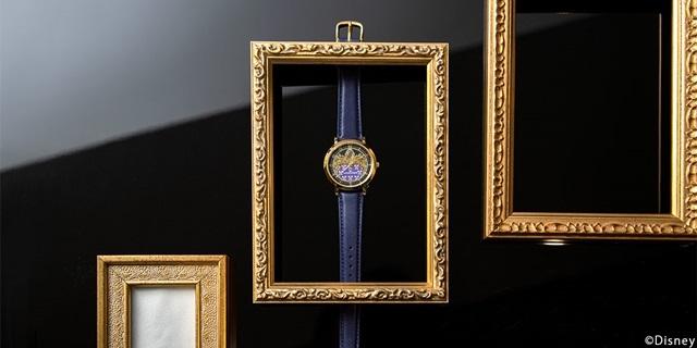『ディズニー ツイステッドワンダーランド』式典服モチーフの腕時計が登場! 裏面のデザインは寮章やキャラクターのマークなど全30種類-3