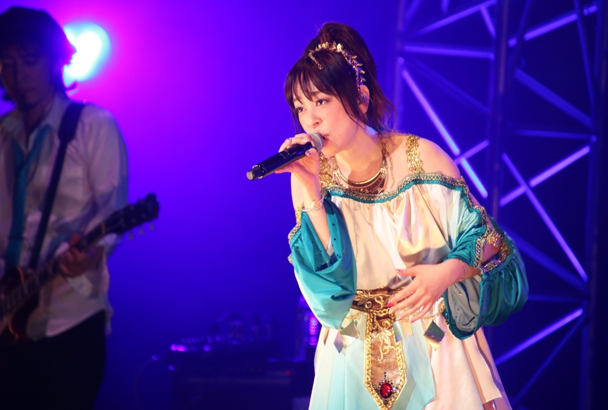 """「KOTOKO LIVE TOUR 2021""""The Fable""""」オフィシャルレポート&写真公開"""