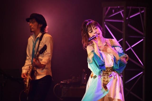 """「KOTOKO LIVE TOUR 2021""""The Fable""""」豊洲PIT千秋楽公演のオフィシャルレポート&写真が公開!-2"""