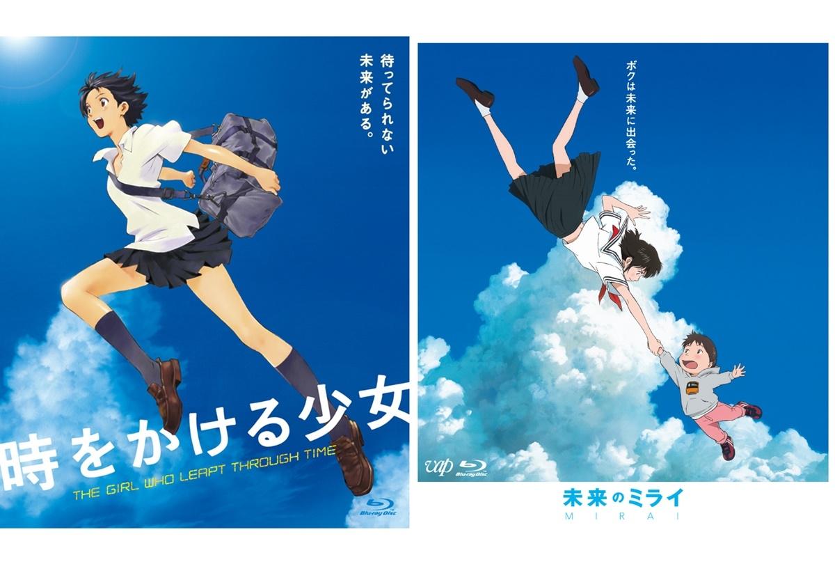 『時をかける少女』など細田監督5作品のBD&DVD期間限定SPプライス版が発売