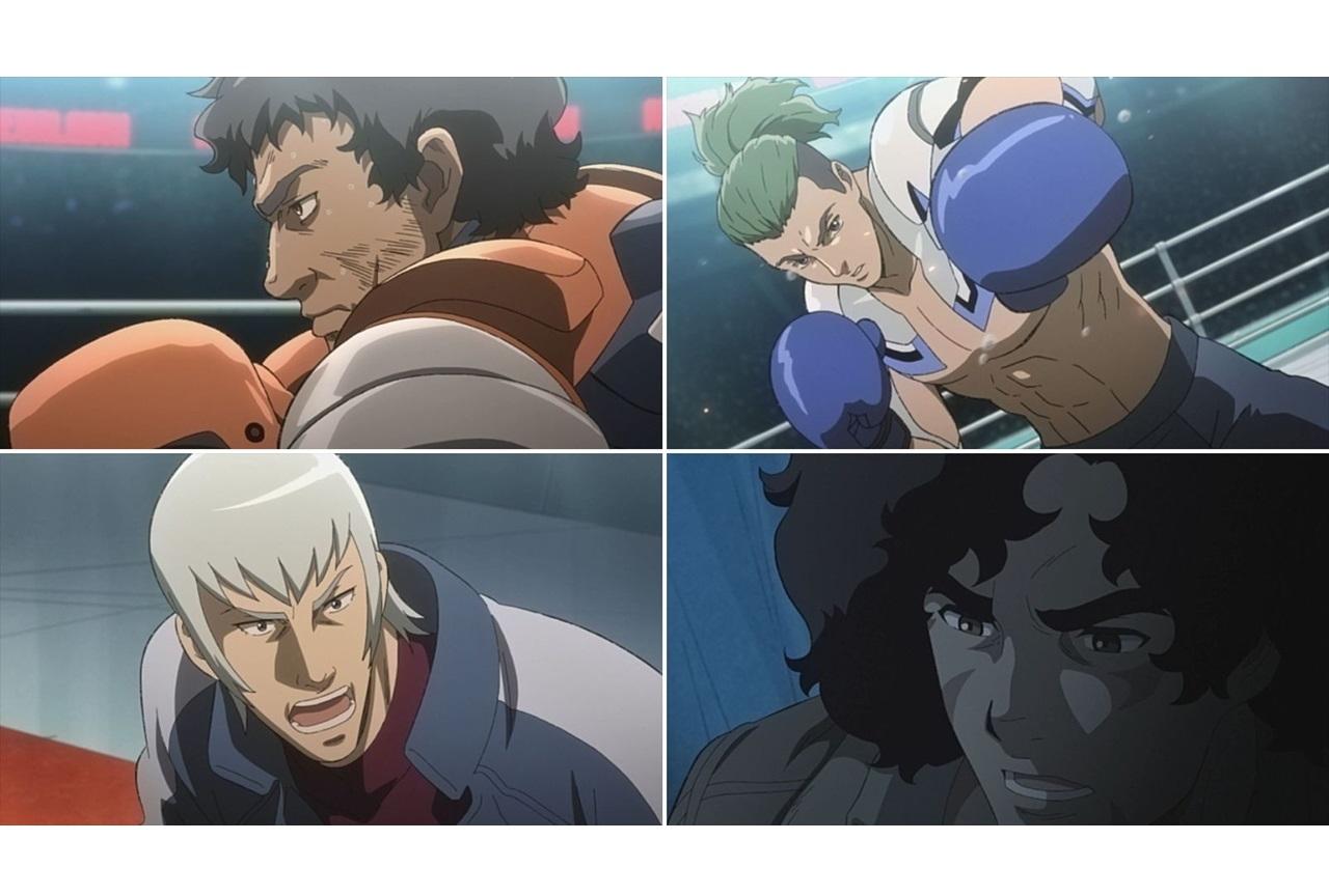 春アニメ『NOMAD メガロボクス2』第8話あらすじ・場面カット到着