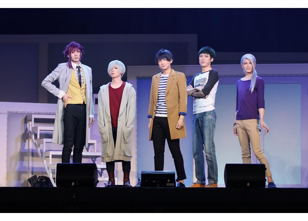 舞台「MANKAI STAGE『A3!』~WINTER 2021~」キャストコメント、舞台写真公開