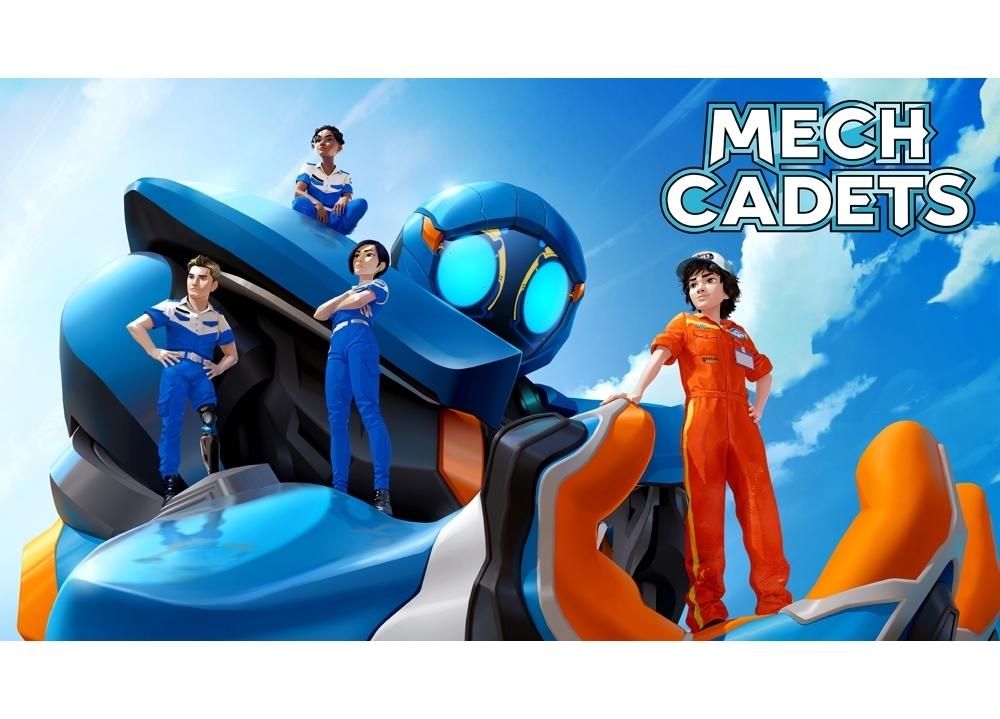 SFコミック『Mech Cadet Yu』(Boom! Studio)がアニメ化決定!