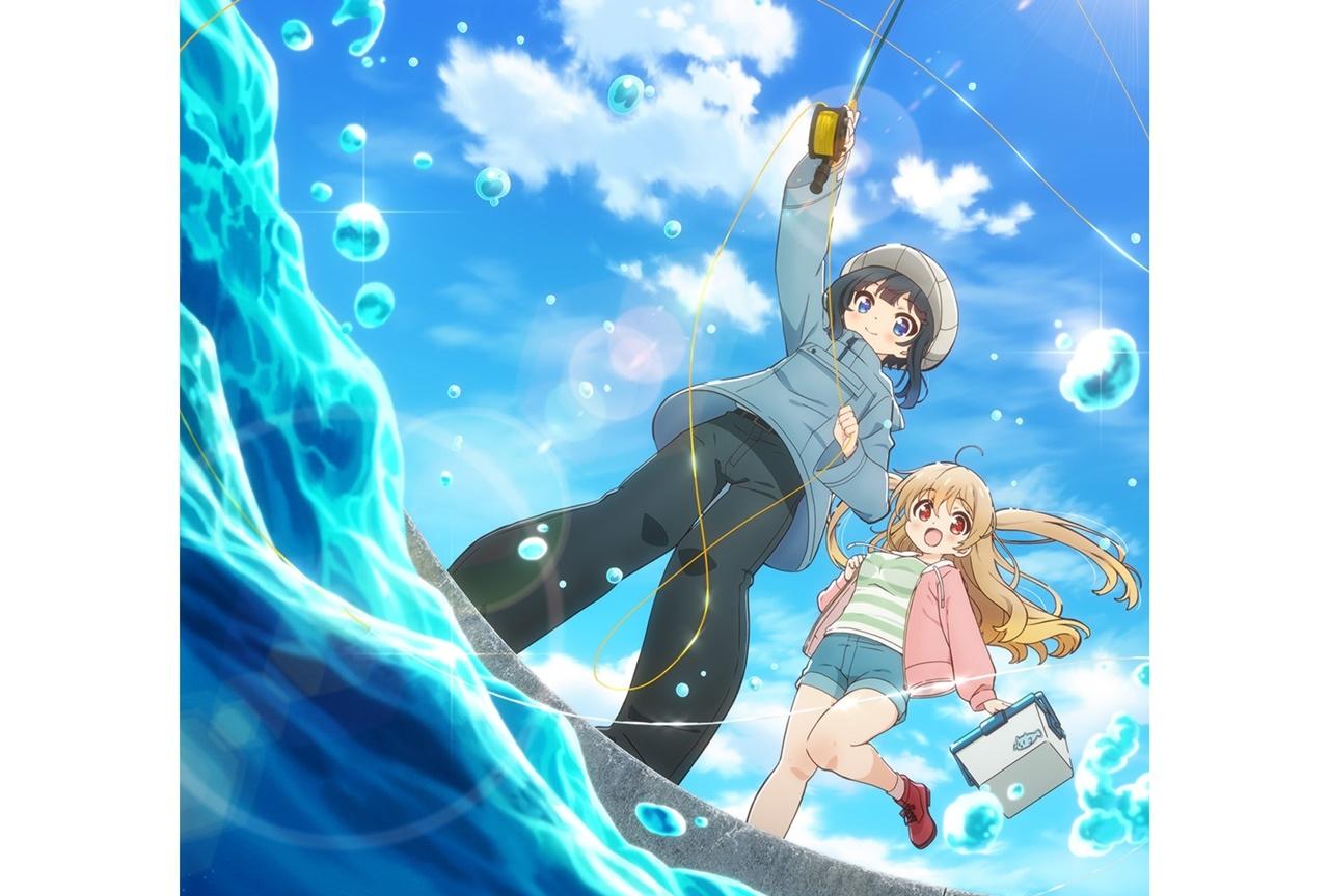 TVアニメ『スローループ』が2022年1月に放送開始