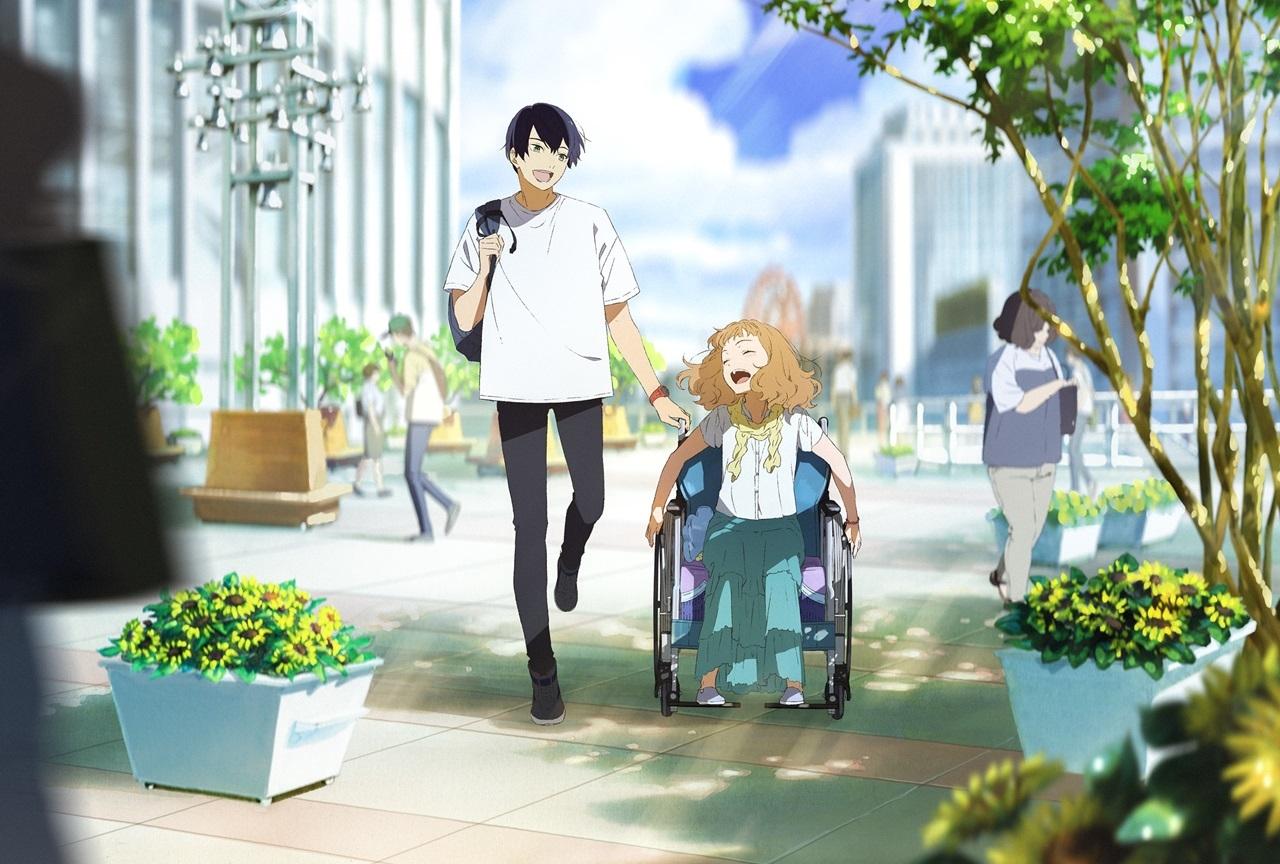 アニメ映画『ジョゼ虎』がアヌシー国際アニメーション映画祭OP作品に