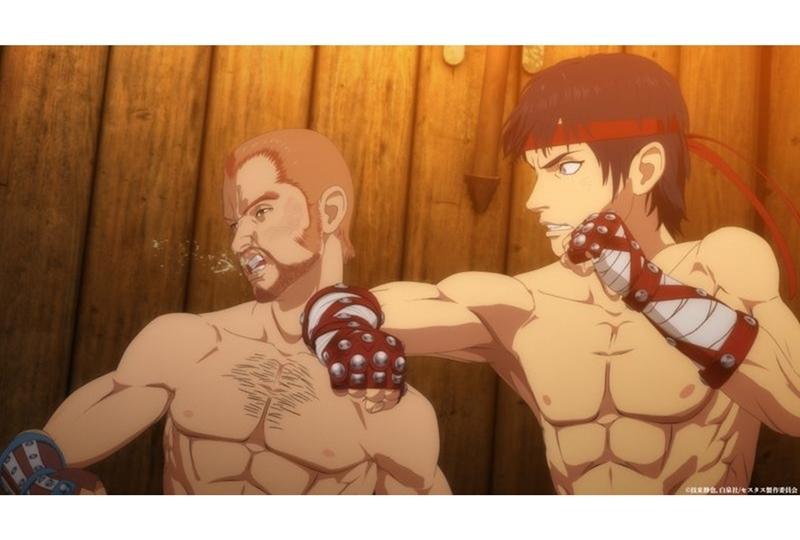 春アニメ『セスタス -The Roman Fighter-』第7話あらすじ・先行カット到着