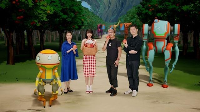 ネットフリックスオリジナルアニメ『エデン』声優・高野麻里佳さん、伊藤健太郎さん、氷上恭子さん、入江泰浩監督登壇のスペシャルイベント公式レポートが到着!