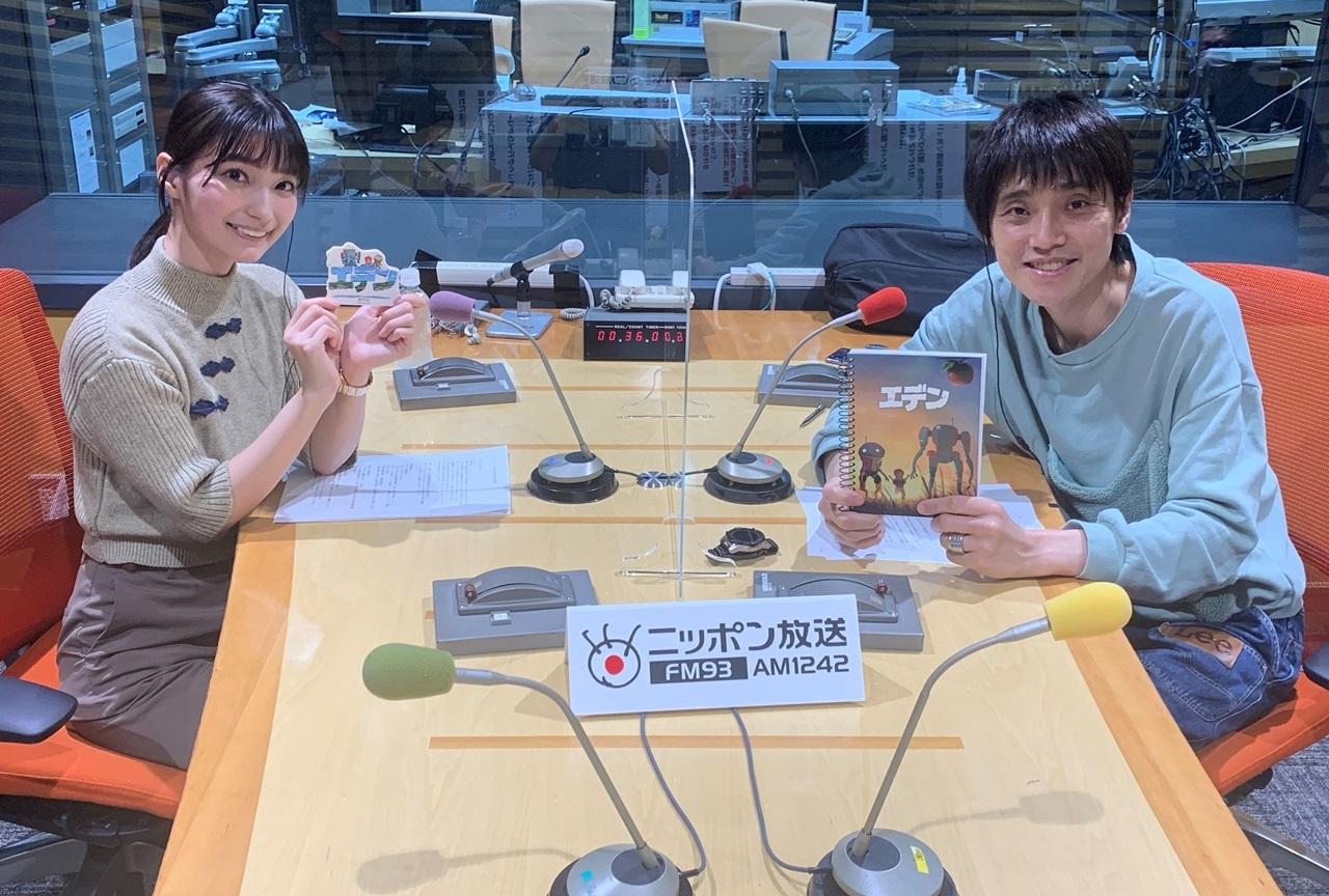 ラジオ『吉田尚記のFUKABOLIX』声優・高野麻里佳らがゲスト出演