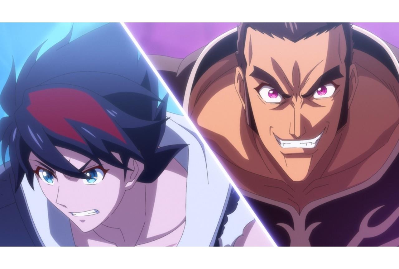 TVアニメ『バック・アロウ』第21話先行カットが公開