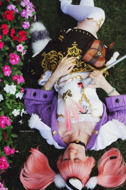 6月1日は声優・村川梨衣さんのお誕生日! 『エスカ&ロジーのアトリエ』『Re:ゼロから始める異世界生活』のかわいいキャラコスプレ特集!-5