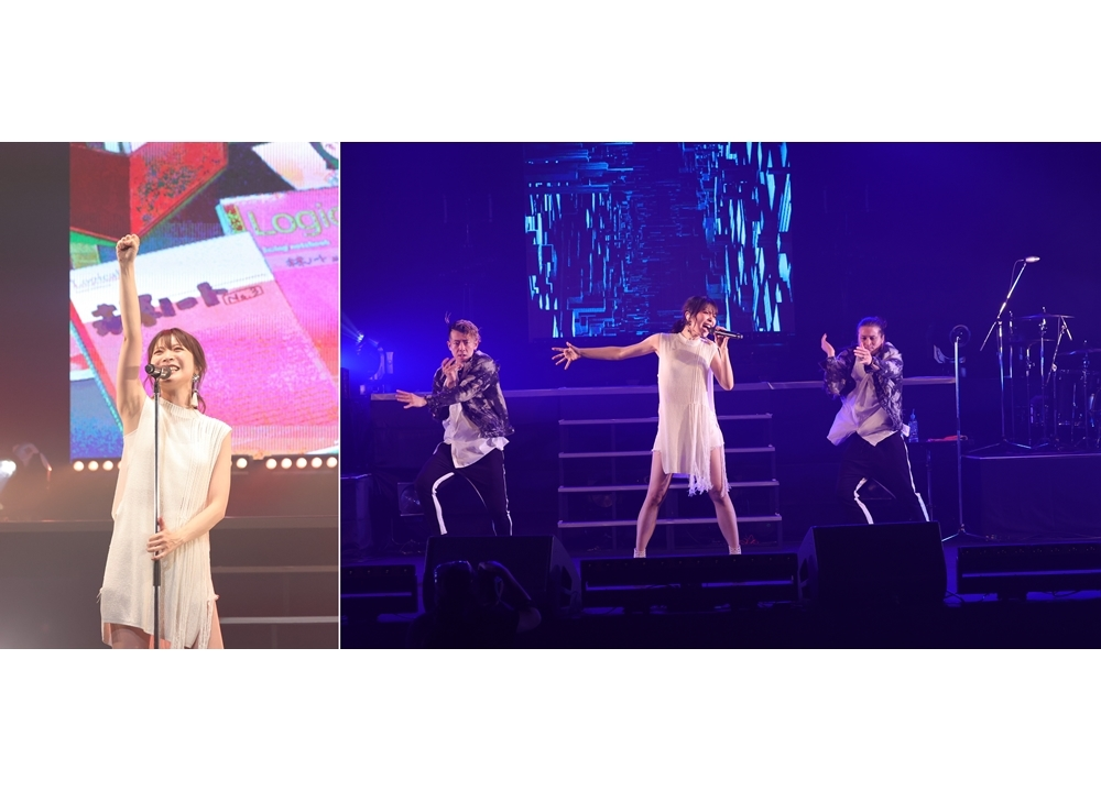 May'n 15th Anniversary Monthly Concert「1 to 5 -MUSIC-」公式レポ到着!
