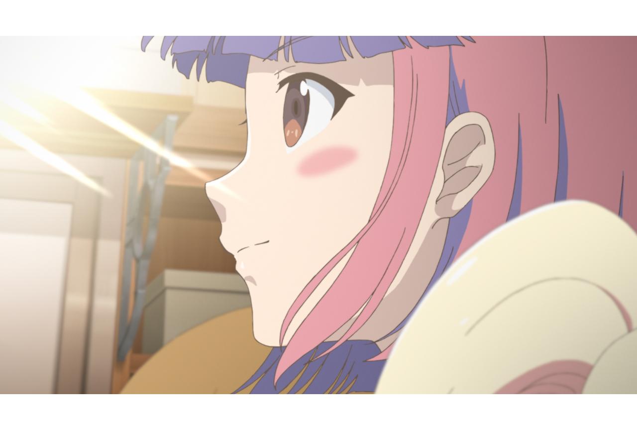 春アニメ『やくならマグカップも』アニメ・実写パート第9話場面カット解禁