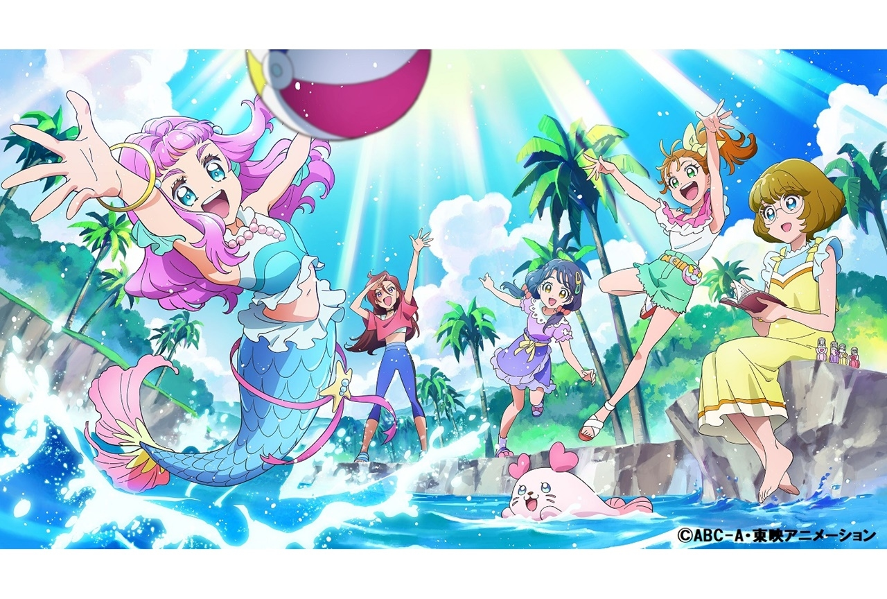 TVアニメ『トロプリ』ボーカルアルバムにライブ先行抽選応募券が封入