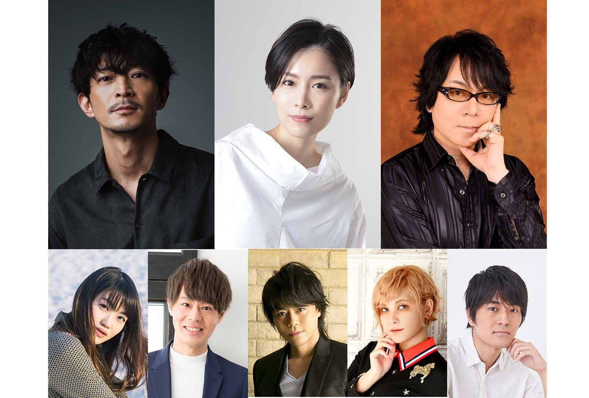 U-NEXTドラマ『デブリ』津田健次郎ほか豪華吹替版声優が解禁