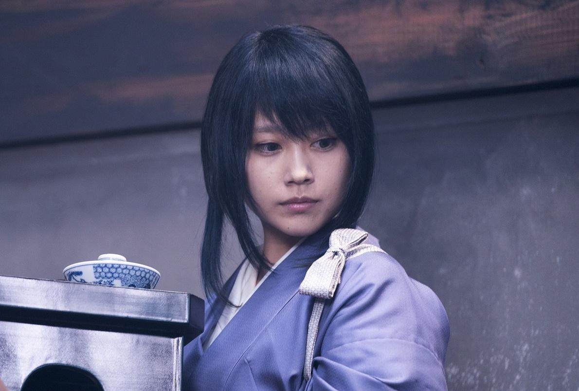 映画『るろうに剣心 最終章』有村架純 演じる雪代巴の新場面写真一挙公開