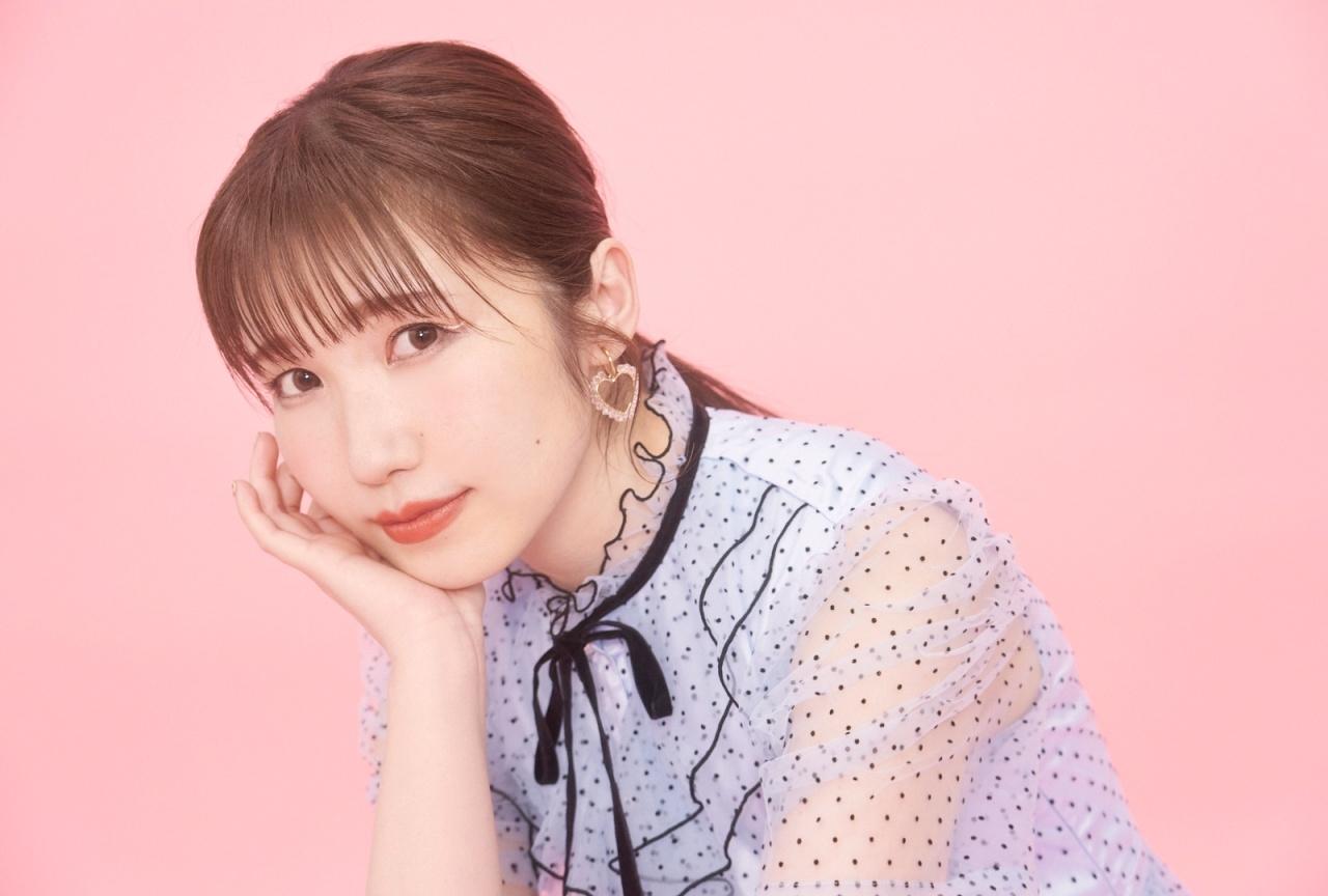 内田彩「Pale Blue」インタビュー「私が音楽活動をやってるから生まれているつながり」