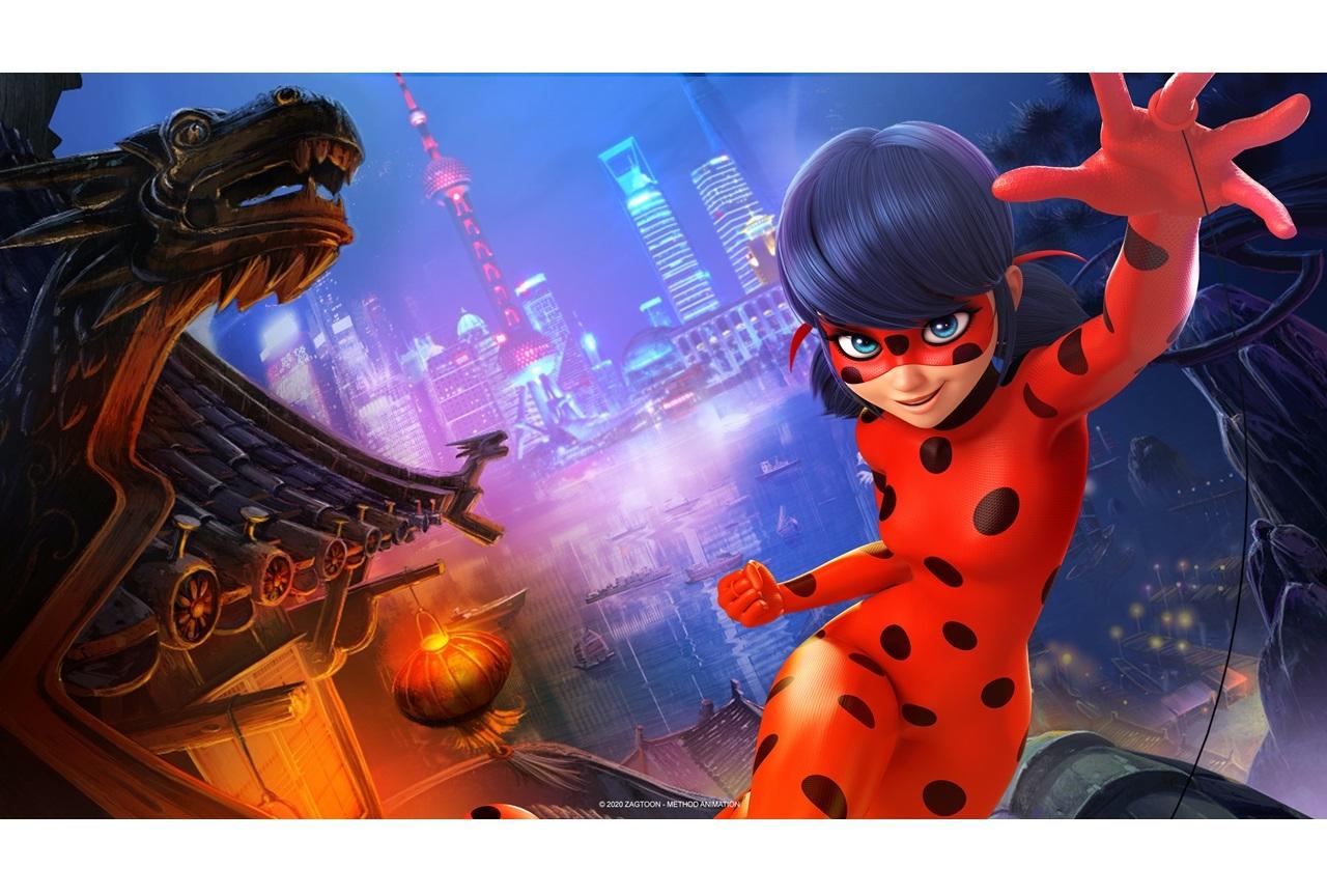 アニメ『ミラキュラス・ワールド』第2弾が6月12日に日本初放送