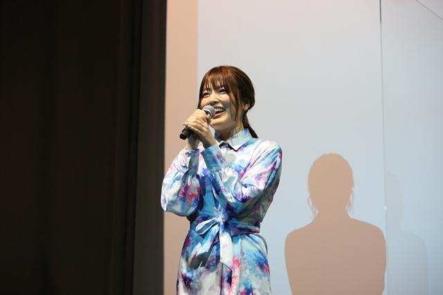 ▲加隈亜衣さん