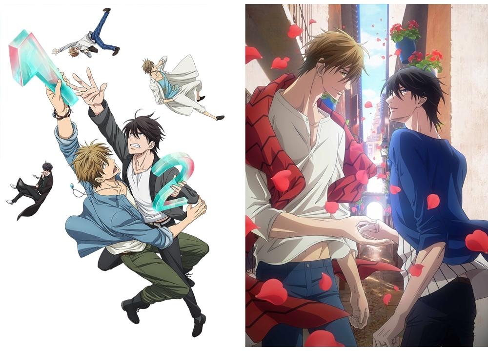 TVアニメ『だかいち』再放送決定!劇場版の特典付き前売券も発売決定