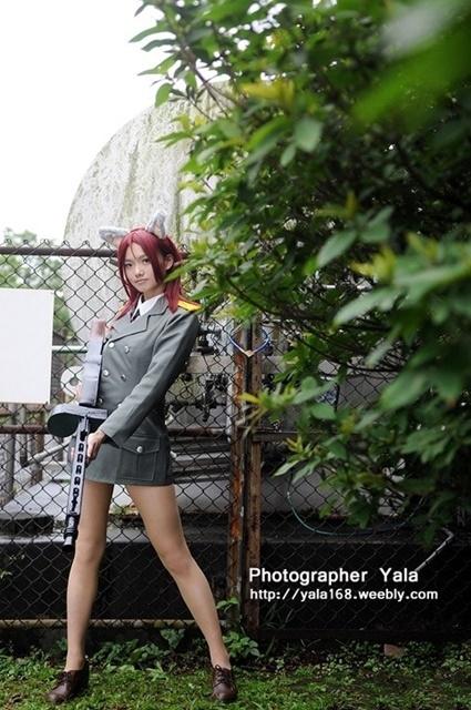 『ストライクウィッチーズ』シリーズより、宮藤芳佳、坂本美緒、ミーナ、フランチェスカのコスプレ特集!人気キャラのかわいい写真をお届け