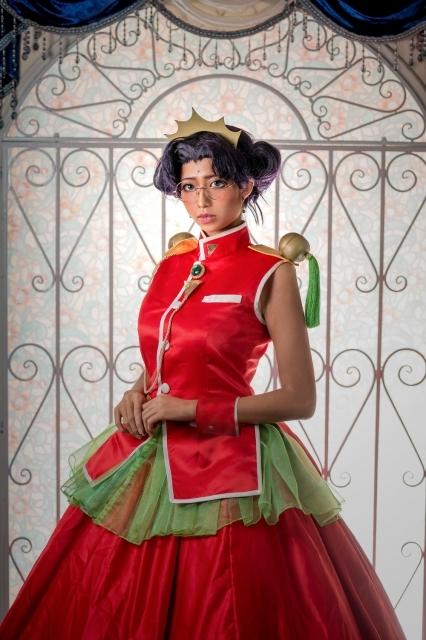 ナディア、クロエ、姫宮アンシーなど褐色キャラクターのコスプレ特集!懐かしいヒロインから人気キャラクターの写真を紹介-10