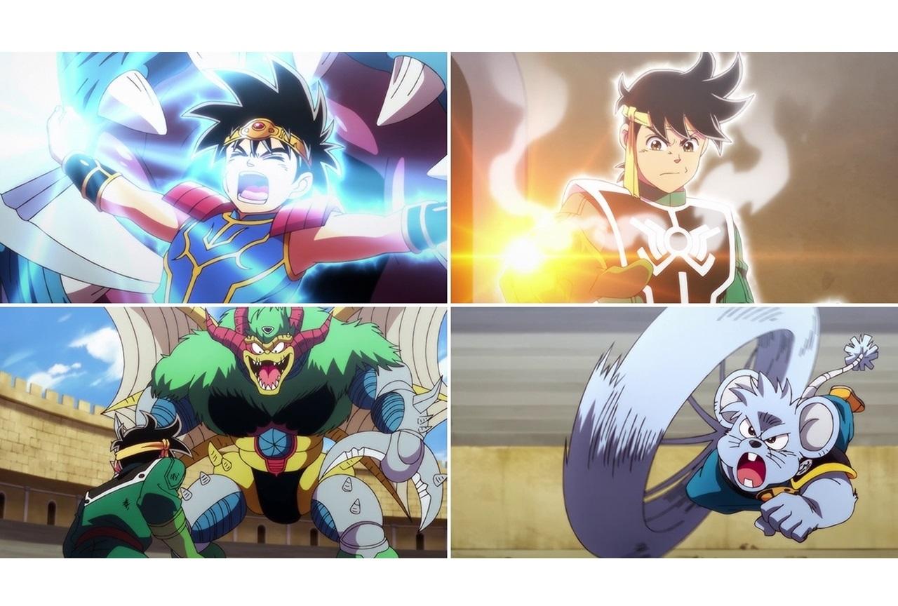 TVアニメ『ドラゴンクエスト ダイの大冒険』第36話あらすじ公開