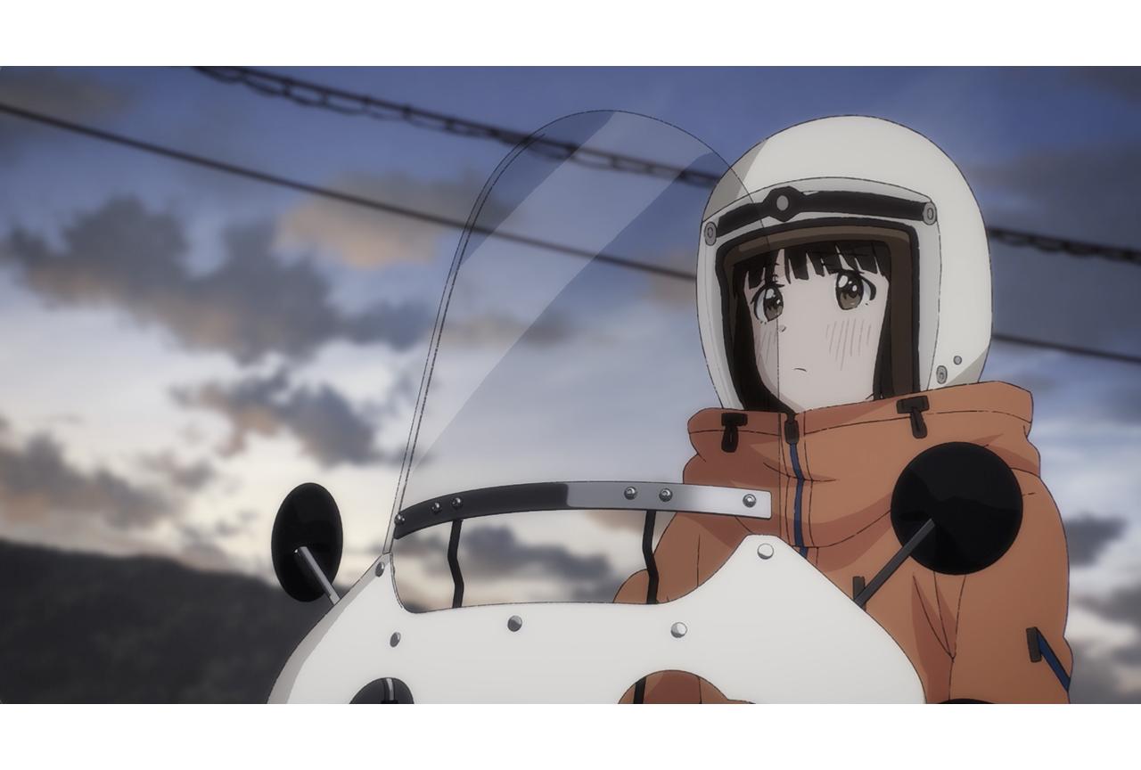 春アニメ『スーパーカブ』第11話あらすじ&場面カット到着