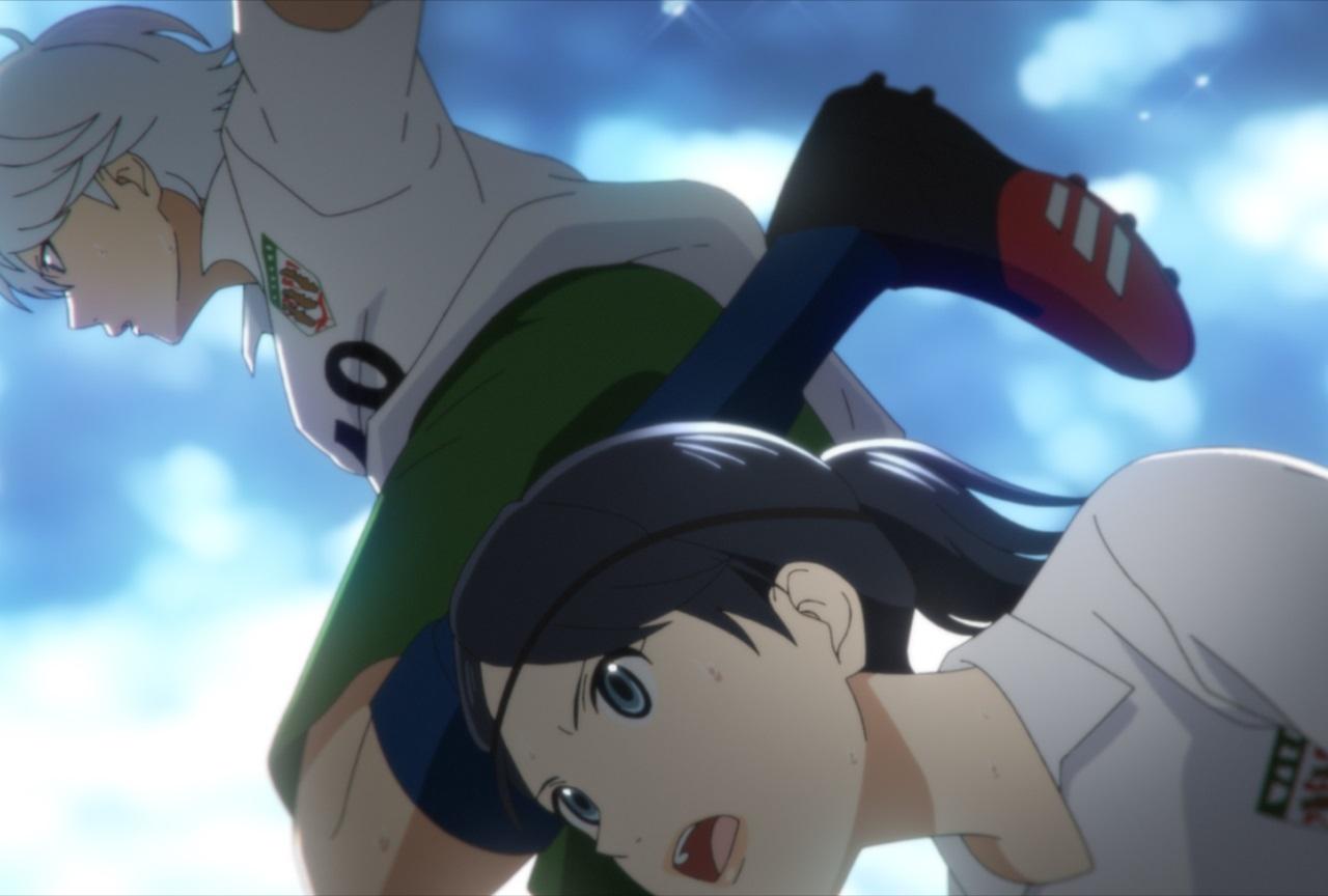 春アニメ『さよなら私のクラマー』第11話あらすじ・先行カット到着