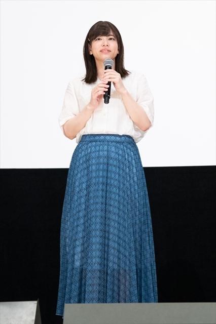 アニメ映画『映画 さよなら私のクラマー ファーストタッチ』声優・島袋美由利さんと主題歌を担当する小林愛香さんが登壇! 作品の見所やポジション分析を語る-4