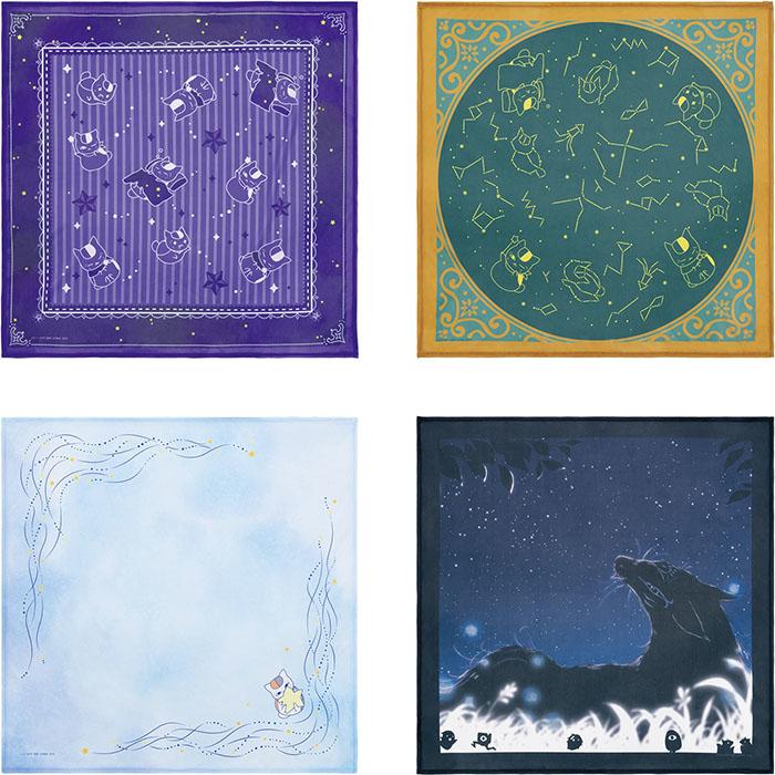 ニャンコ先生と天体観測! 星空がテーマの「一番くじ 夏目友人帳~ニャンコ先生と星景色~」が2021年7月10日(土)より順次発売予定