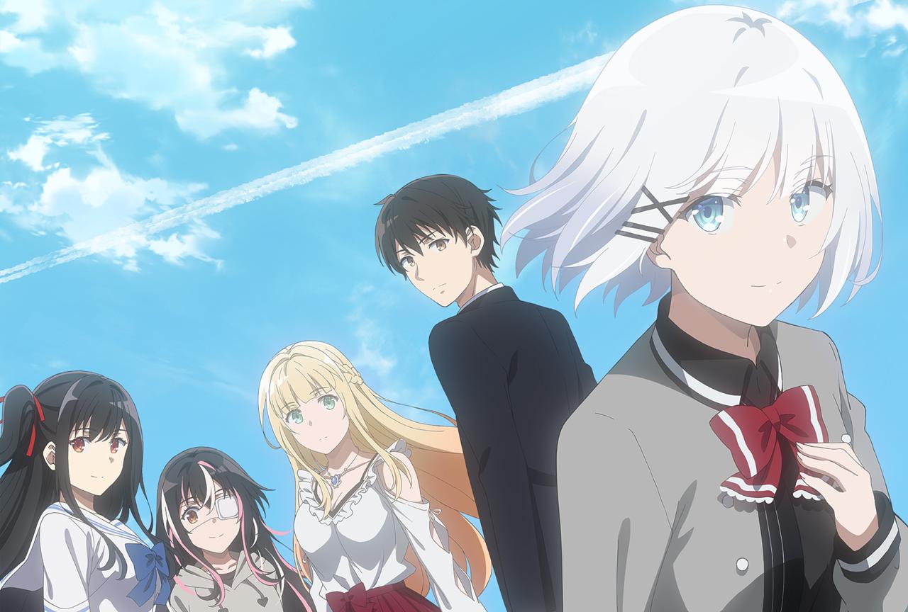 夏アニメ『たんもし』第6弾ビジュアルが公開!人気VTuberの出演決定