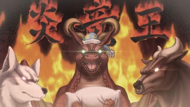 春アニメ『ドラゴン、家を買う。』より、第12話「防衛する家。」のあらすじ&先行場面カットが公開! ネルの父親の国王役に大塚明夫さんが決定!-2
