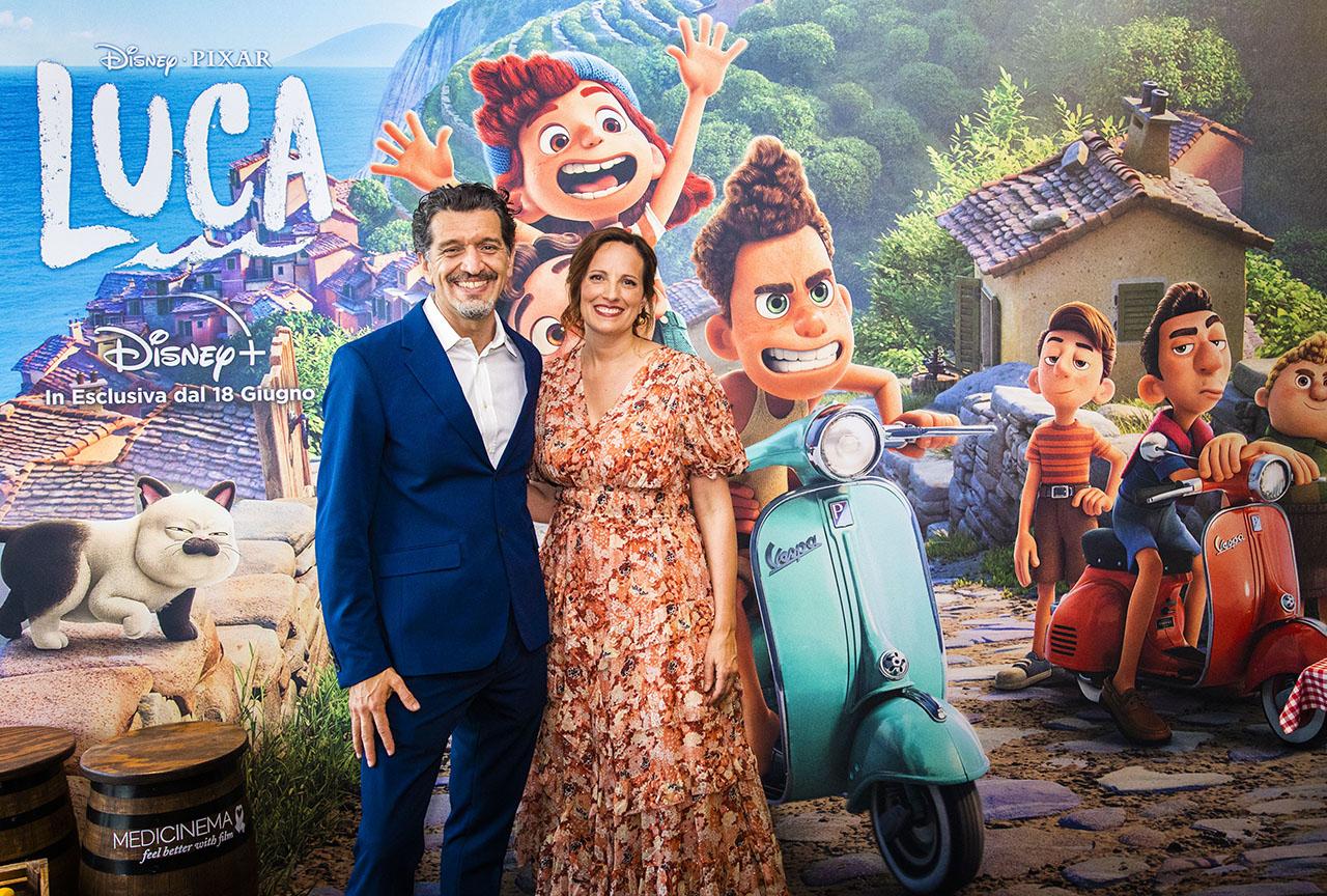 ディズニー&ピクサー映画『あの夏のルカ』監督&製作インタビュー