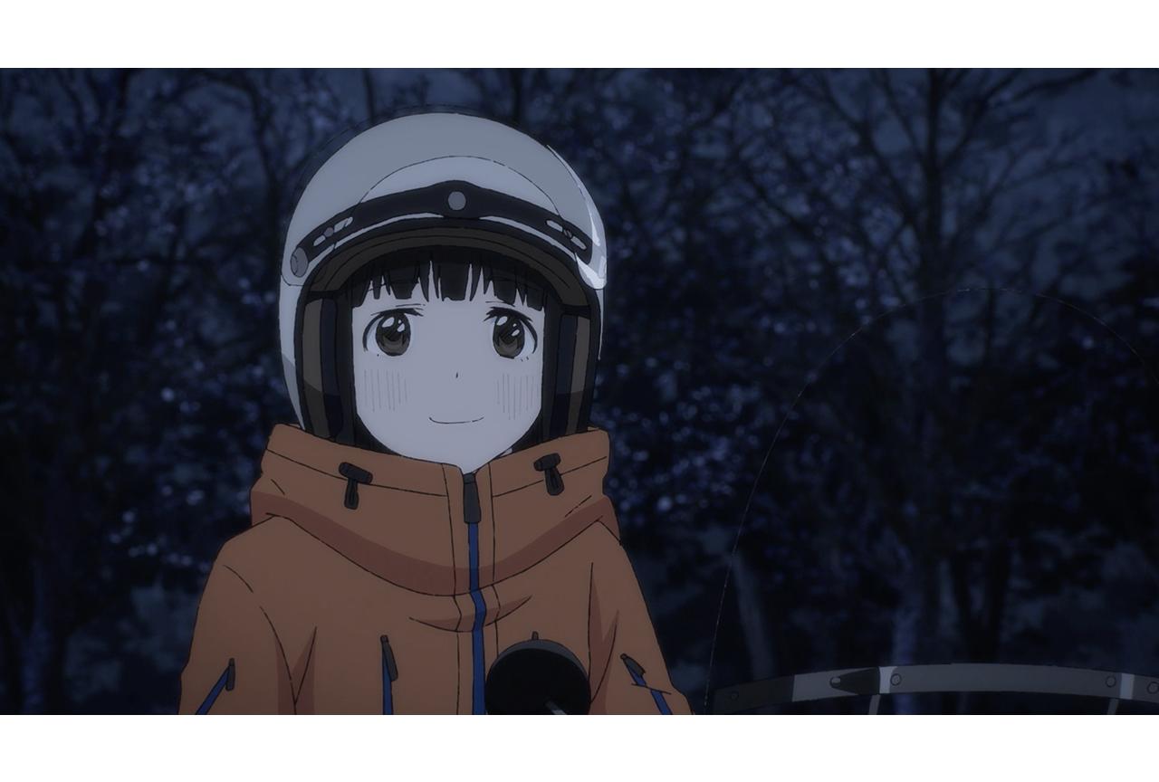 春アニメ『スーパーカブ』第12話あらすじ&場面カット到着