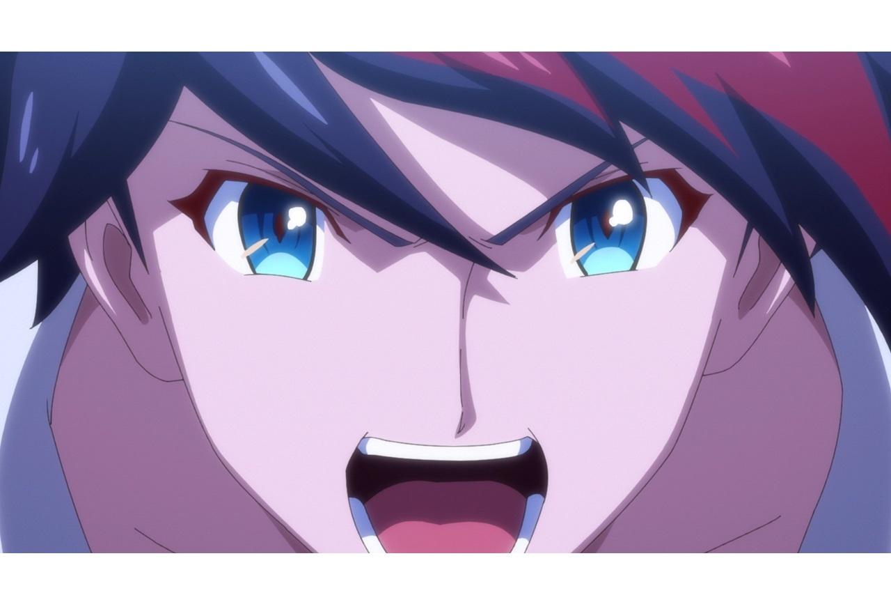 TVアニメ『バック・アロウ』第24話(最終話)先行カットが公開