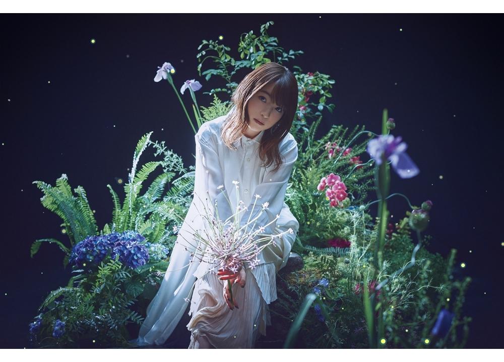 声優・上田麗奈のニューアルバム「Nebula」8/18発売決定!