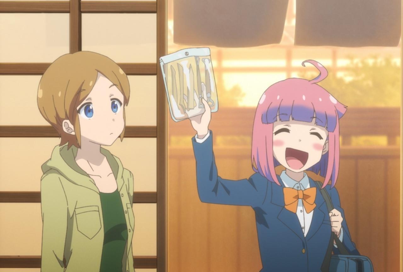 春アニメ『やくならマグカップも』アニメ・実写パート第12話場面カット解禁